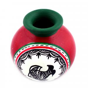 CLAY POT RED