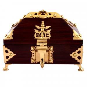 KERALA ROSEWWOD NETTU JEWEL BOX