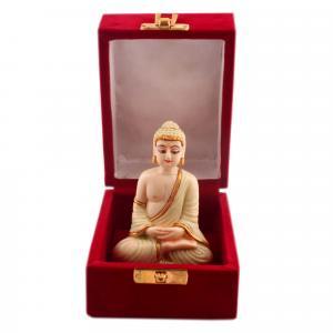 MARBLE BUDDHA SITTING