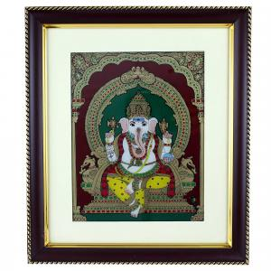 Ganesha With Mouse