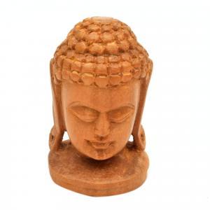 SANDAL WOOD BUDDHA