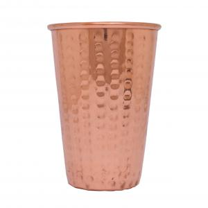 COPPER GLASS BEEDING