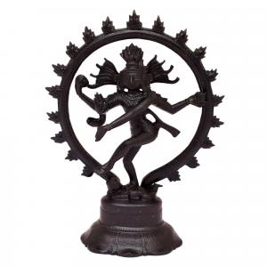 BRZ NATARAJA WITH RING