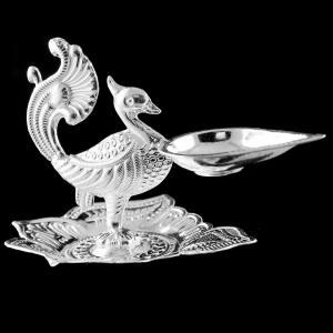 Fancy Design Peacock Lamp