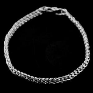 Silver Fancy Design Bracelet