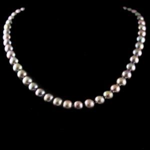 SilverFancy Design  Pearl Necklace