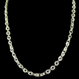 Silver Fancy Design Chain