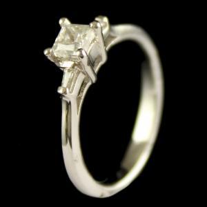 Sterling Silver Fancy Design Rings Studded Zircon Stones