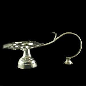 Silver Pooja Items Arti