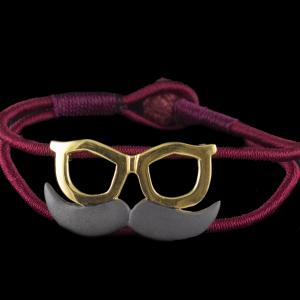 Raksha Bandhan Mustache Raki Online Gift For Brother