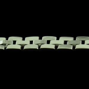 Silver Casual Mens Bracelets