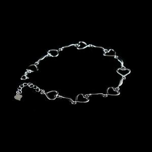 HEART SHAPE LADIES BRACELET