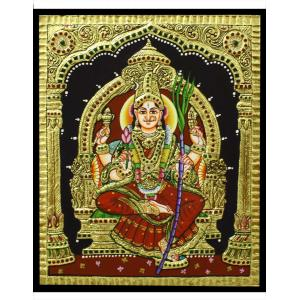 TANJORE PAINTING LALITHA DEVI