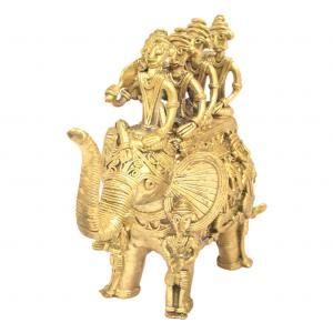 DHOKRA ELEPHANT 12 FIGURE