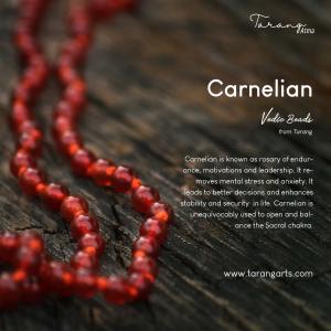 CARNELIAN CHAIN