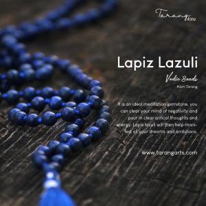 LAPIS LAZULI CHAIN