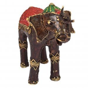 BASTAR ELEPHANT STANDING