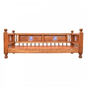 WOODEN JHULA SEATER