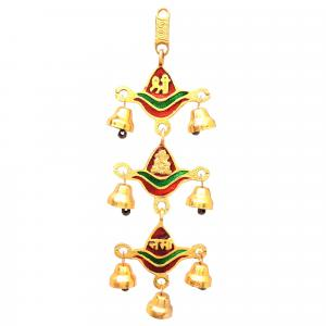 WALL HANGING GANESHA BELL 3 IN 1