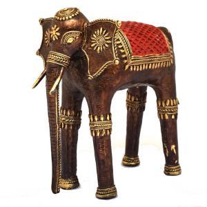 BASTAR ARTS ELEPHANT STANDING