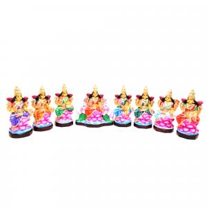 GOLU DOLL ASHTA LAKSHMI SET OF 8 PCS