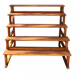 WOODEN GOLU STEPS 5 IN 1