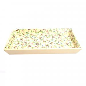 FLORAL TRAY D-1021 C