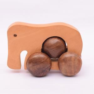 ELEPHANT HANDCRAFTED WOODEN TOY