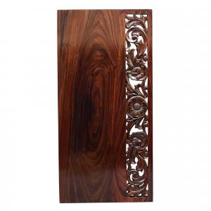 ROSE WOOD CARVING PANNEL