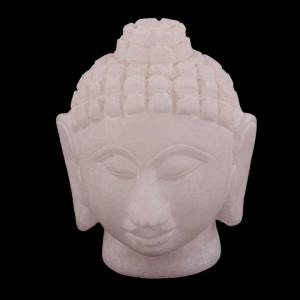 BUDDHA HEAD WITH BOX