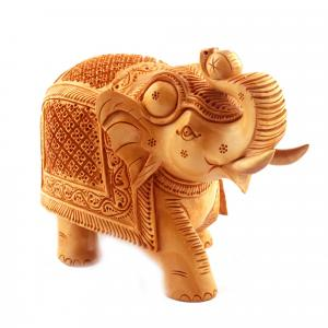 CARYING STAND ELEPHANT FINE