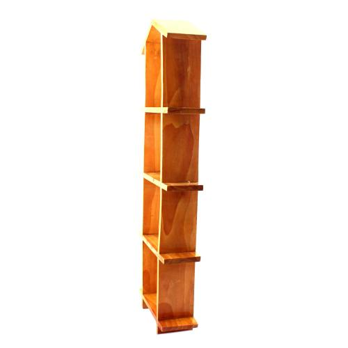 WOODEN WALL DECORE 4 STEP