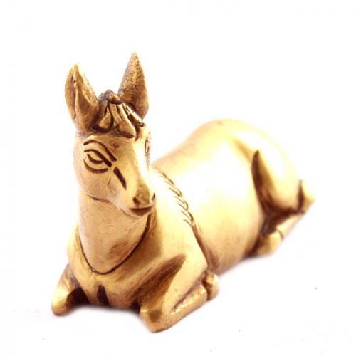 HORSE SITTING PLAIN