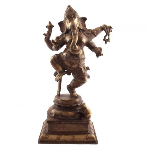 DANCING GANESHA ANTIQUE