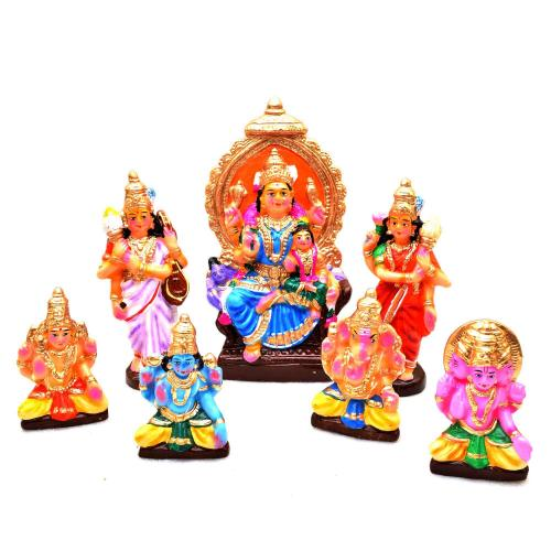 LALITHAMBIKA SET OF 7 PCS