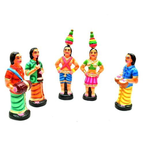 KARAKATTAM SET OF 7 PCS