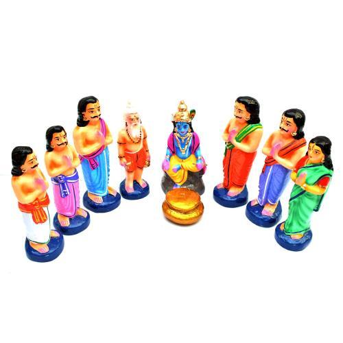 AKSHYA PATHIRAM SET OF 9 PCS