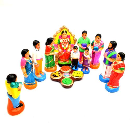 SEEMATHAM SET OF 12 PCS