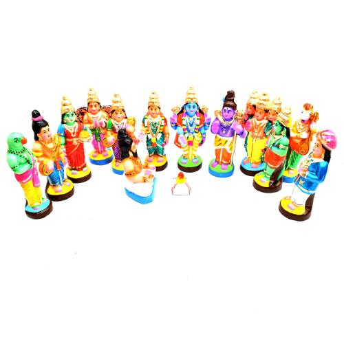 SRINIVASA KALYANA SET OF 14 PCS
