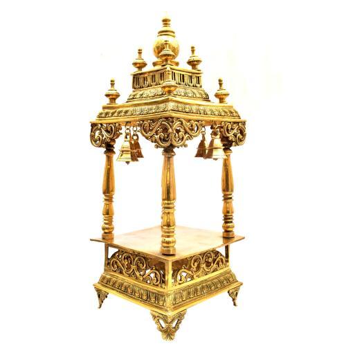 brass mantapa