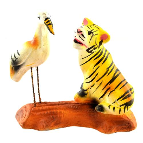 GOLU DOLL SWAN TIGER