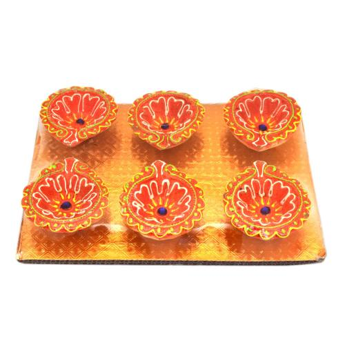 Diya (Set of 6)