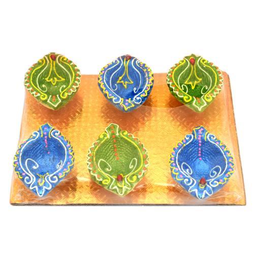 Diya (Set of 6)
