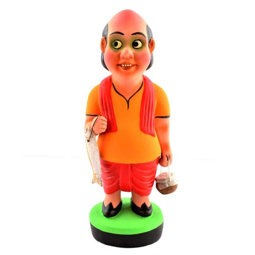 GOLU DOLL FISHER MAN