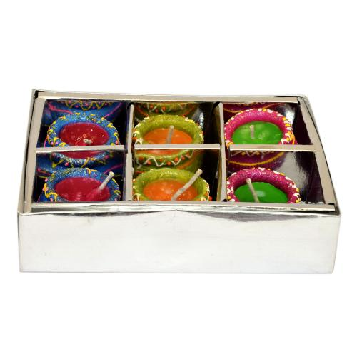 DIYA SET OF 6 PCS