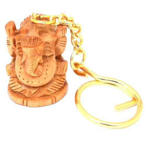 SANDAL WOOD KEY CHAIN