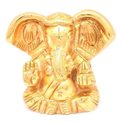 BRASS GANESHA BIG EAR