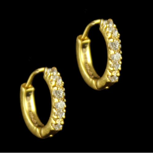 18 Ct Gold Fancy Design Bali