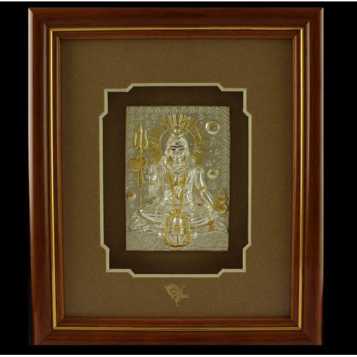 Lord Padmavathi Balaji Photo Frame