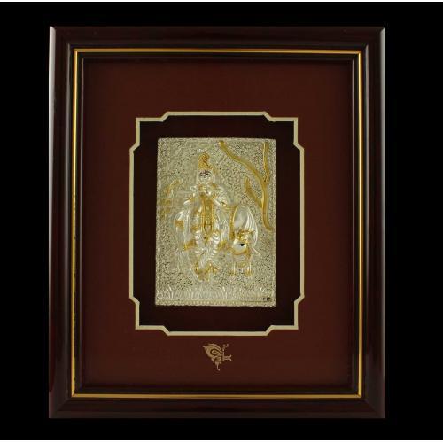 Lord balaji Silver Photo Frame